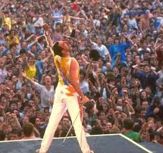 freddy mercury, who wants to live forever?