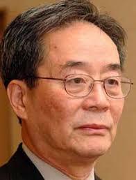 El activista chino de derechos humanos Harry Wu