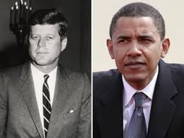 Kennedy vs. Obama
